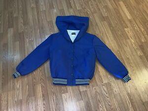 Vintage BUTWIN Sailor Jacket VARSITY Blue Green