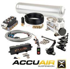 AccuAir eLevel Rocker Switch Air Bag Management Kit VU4 Manifold Viair 400C