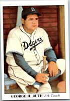 BABE RUTH 1985 Big League Collectibles #54  5000 SETS (FREE SHIPPING)Z