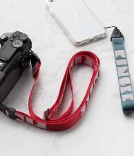 Ringke [Shoulder & Hand Strap] Lanyards Wrist Strap for DSLR Camera, Cell Phone