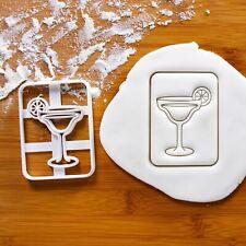 Margarita cookie cutter - Cocktail drinks summer beach party wedding beverages