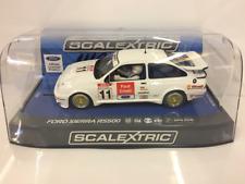 Scalextric C3781AE Autograph Series Rob Gravett Ford Sierra RS500 BTCC