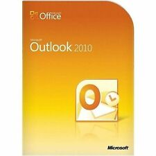 Microsoft Outlook 2010 Full Version 32 & 64 bits ESD