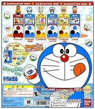 Bandai Doraemon Mini Gashapon machines Gashapon Limited Version Set of 6pcs