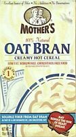 MOTHERS CEREAL HOT OAT BRAN 16 OZ (Pack of 6)