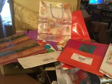 Assorted lot of Different Occasion Gift Bags (18)