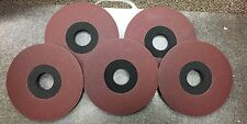 """Lot of 5 Magnum Tools DIS120 8-7/8"""" 120 Grit  Drywall Sanding Disc Foam Backing"""
