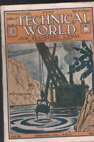 Technical World Magazine June 1905 Glasgow Tramway System