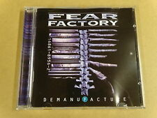 CD / FEAR FACTORY - DEMANUFACTURE