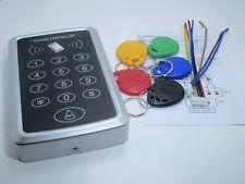 Access control RFID + 5 tag 125khz apricancello apriporte fino 1000 utenti 1756