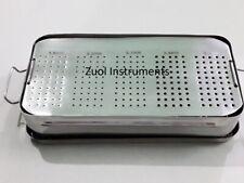 Locking Screw 2.4, 2.7 & 3.5mm Screws Rack/Box Orthopedic Veterinary Instruments