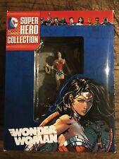 DC COMICS SUPER HERO COLLECTION ... WONDER WOMAN ... EAGLEMOSS FIGURINE