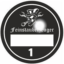 Aufkleber Sticker Oldschool Pinup US-CARS Bobber STP Feinstaubplakete Retro V8