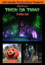 3-DVD Set Mickey's Not So Scary Halloween Disney World