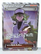 Pokemon N SR 180/171 full art Japanese Card The Best of XY high class pack