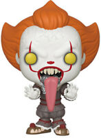 It: Chapter 2 - Pennywise W/ Dog Tongue - Funko Pop! Movies: (Toy New)