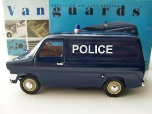 Vanguards Ford Transit Van MkI Cumbria Police RARE