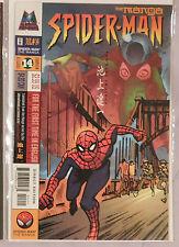 Spider-Man The Manga July 1998 #14 Mysterio
