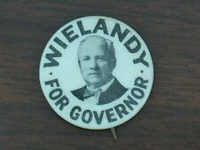 campaign pin pinback button political badge election LOCAL ADVERTISING