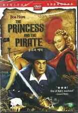 THE PRINCESS AND THE PIRATE  NEW  DVD
