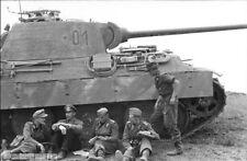 1:35 Big German Panzer Division High Quality Resin Kit (4 Figures)