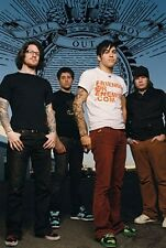 FALL OUT BOYS POSTER Friends or Enemies RARE NEW HOT
