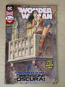 wonder woman 1 panini dc comics copertina milo manara