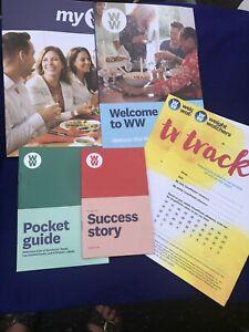 Weight Watchers Program Kit Books