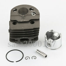 For HUSQVARNA 51 55 Chainsaw Cylinder Piston Ring Pin Kit  # 503 60 91-71 46mm