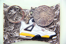 Sneaker Basketball Key Chain Keyring LS Tour Yellow Thunder Lightin Toro Cement