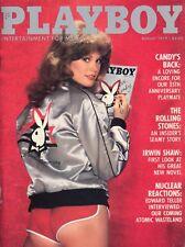PLAYBOY AUGUST 1979 Candy Loving Dorothy Stratten Star 80 Edward Teller PaperMLR