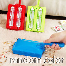Plastic Roller Handheld Carpet Brush Table Crumb Dirt Cleaner Collector Home 1pc