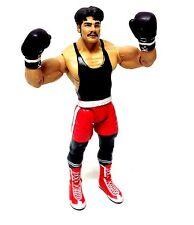 Rocky Sly Stallone Boxeo Movie 6 Pulgadas Figura De Acción Roberto Duran Jakks, lucha Libre