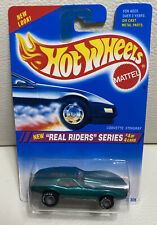 C214 Hot Wheels 1991 Collector No. 454 Zender Fact 4 White and Blue on Card