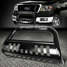 BLACK BULL BAR PUSH BUMPER GUARD FOR 04-08 FORD F150 NON-HERITAGE/07+ NAVIGATOR