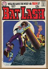 Bat Lash - # 4 - Or Ruin? - 1969 - ( Grade 7.0 / 7.5) Wh