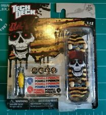 TECH DECK POWELL PERALTA STEVE CABALLERO CONCAVE SERIES WITH STICKERS
