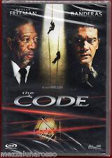 The Code (Antonio Banderas, Morgan Freeman) DVD NUOVO