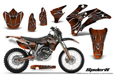 YAMAHA WR250F WR450F 2007-2011 GRAPHICS KIT CREATORX DECALS SXODNP