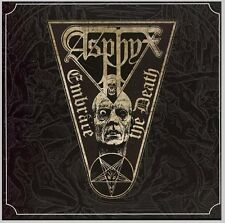 ASPHYX EMBRACE THE DEATH SEALED 2 CD SET NEW
