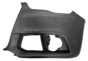 AUDI A1 (8X) 2010 - 2015 Front Left Bumper Cover 8X0807065GRU