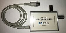 Agilent Hp 85027c Directional Bridge 10 Mhz To 18 Ghz