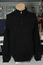 CALLAWAY Windproof Lined Half Zip Sweater Black Medium