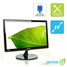 """Samsung SyncMaster S23A350H 23"""" Widescreen 1920x1080 LED Backlit Monitor Grade A"""