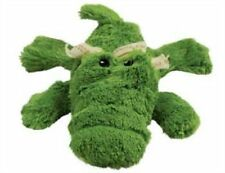KONG Cozie Ali the Alligator Medium Dog Toy Green