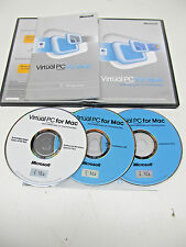 Microsoft Virtual PC for Mac Version 7 with Windows XP Professional