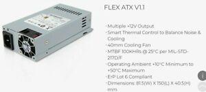NEW Power Man Flex ATX 1U 315w Power Supply PSU Mini ITX, SFF and Rackmount