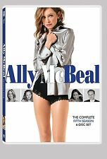 Ally McBeal: The Complete Fifth Season (DVD, 2010, 6-Disc Set)