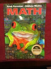 3rd Grade Math Workbook (Scott Foresman - Addison Wesley 2001)