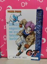 dragon ball gt pp card cards parte 30 n 04